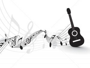 gitáros mise